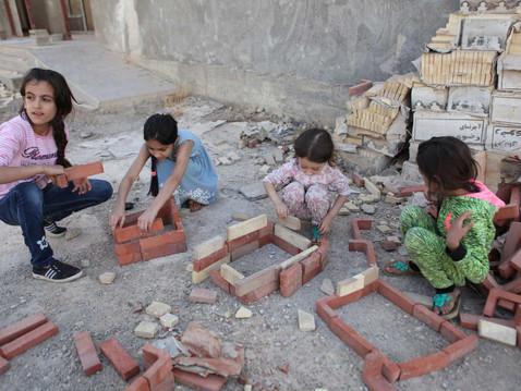 On the Streets of Dashti Basht