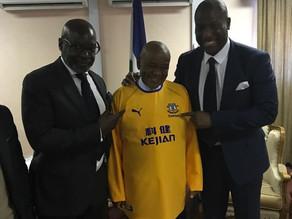 Bringing Hope to Africa