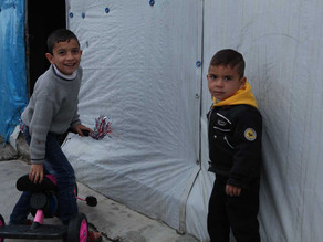 Rain and Floods Increase Suffering of Refugees
