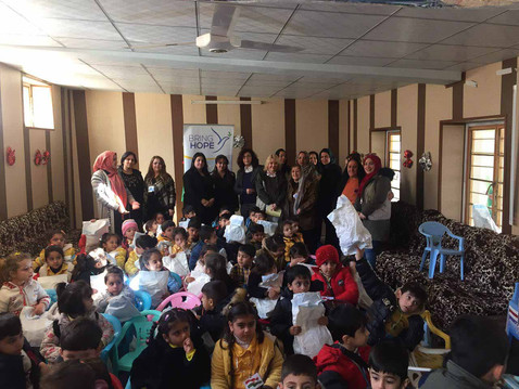 Toy Distribution Kindergarten