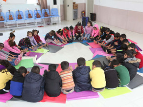 A Fun Workshop for Children with a Deep and Lasting Impact