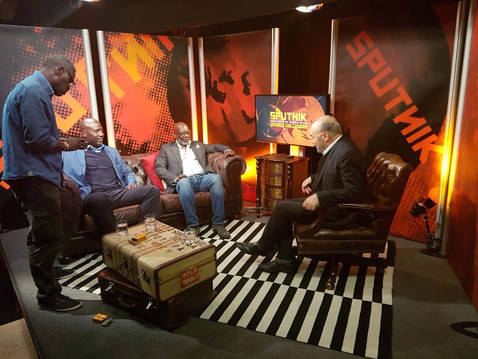 Kevin Campbell & Thomas Campbell on Sputnik RT