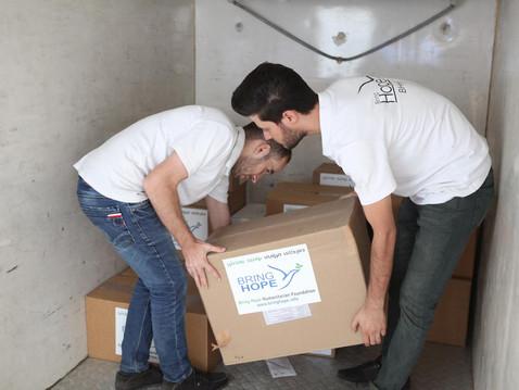 Heevi Organization Receives $93,000 in Medication
