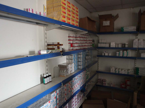 Refugee Health Centers in Crisis