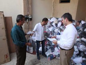Kurdistan Hemophilia Society Receives Donations