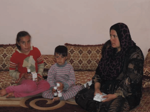 The Faces of Pain – The story of Aziza Huusein Khidhr