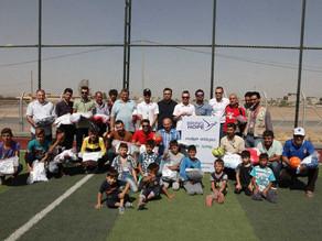 Volunteers in Kurdistan