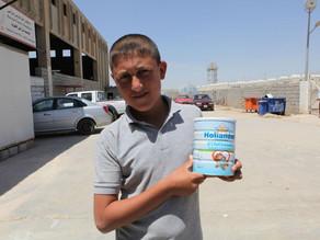 Yosif – A Teenage War Victim