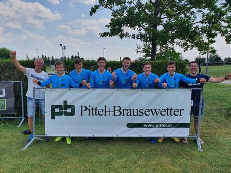 ÖTB Drösing bleibt in der 2.Faustball Bundesliga weiter ungeschlagen!