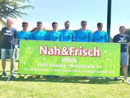ÖTB Drösing verteidigt die Tabellenführung der 2.Männer-Bundesliga!