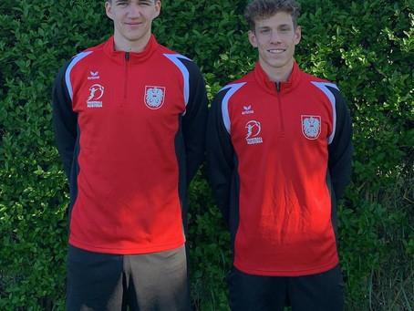 Zwei Drösinger Spieler schaffen den Sprung in das U18 Nationalteam!