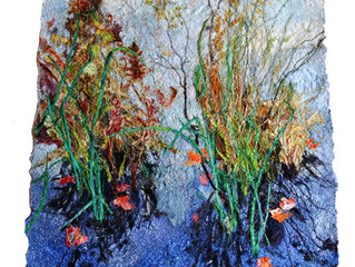 LAYERS IN NATURE- a solo show