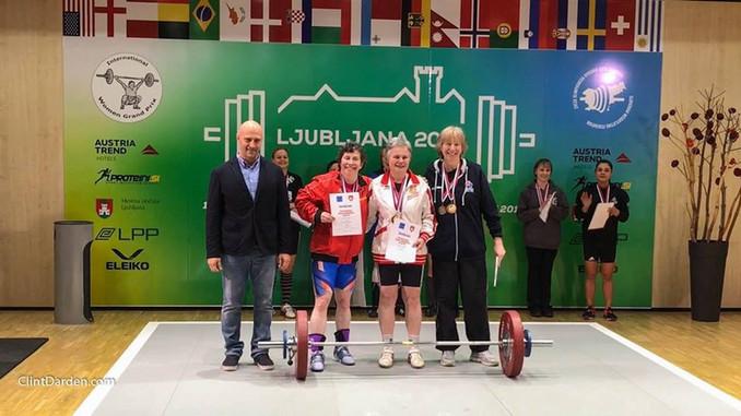 International Women Weightlifting Grand Prix 2019