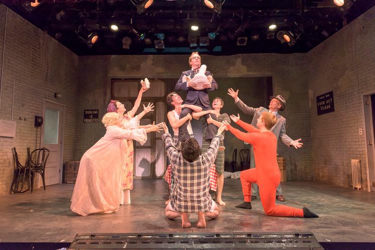 Gypsy, New London Barn Playhouse, 2015, Dir: Peter Hackett