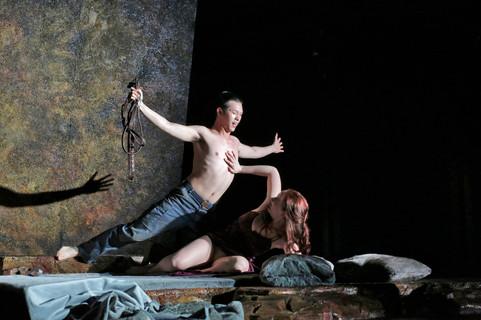 The Rape of Lucretia, Juilliard Opera, 2015, Dir: Mary Birnbaum