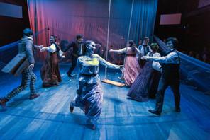 Eugene Onegin, Juilliard Opera, 2014, Dir: Mary Birnbaum