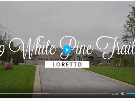 FOR SALE 19 White Pine Trail, Loretto