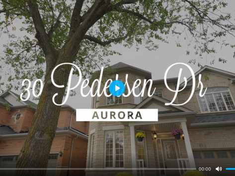 FOR SALE 30 Pederson Dr., Aurora