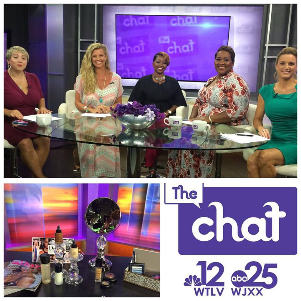 """ABC 25/NBC 12 """"The Chat"""" TV Show"""