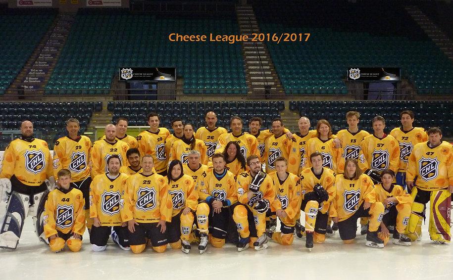 Cheese League
