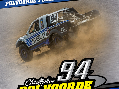 Christopher Polvoorde Goes For Wild Ride In Reno And Pulls Off Top 5
