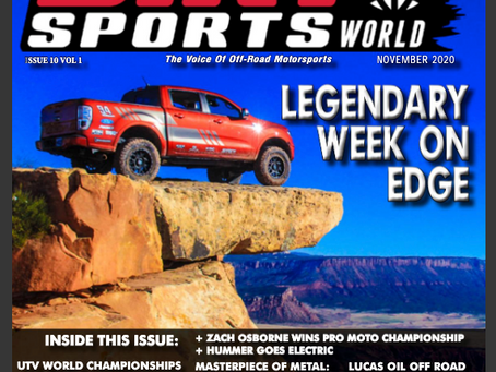 Dirt Sports World Magazine (Excerpt)