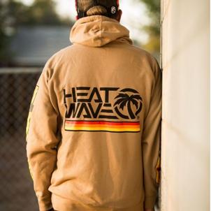 Heatwave Visual