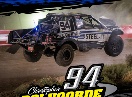 Christopher Polvoorde Shakes Off The Hard Luck In Reno