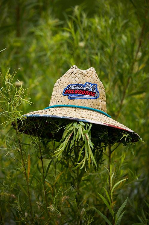 Christopher Polvoorde / Hemlock Straw Hat