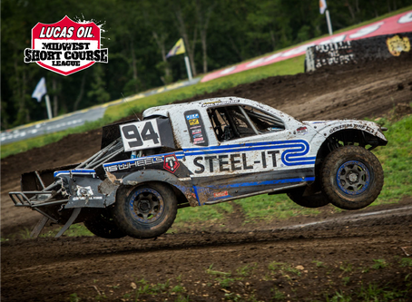Christopher Polvoorde Race Team Commits to Racing the Lucas Oil Midwest Short Course League!