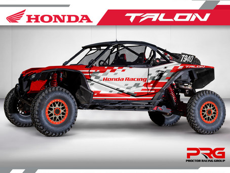 Eliott Watson, Christopher Polvoorde to campaign Talon 1000R in North America