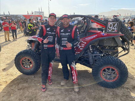 Christopher Polvoorde is Racing the Mint 400 Pro Turbo UTV | Friday - March 6