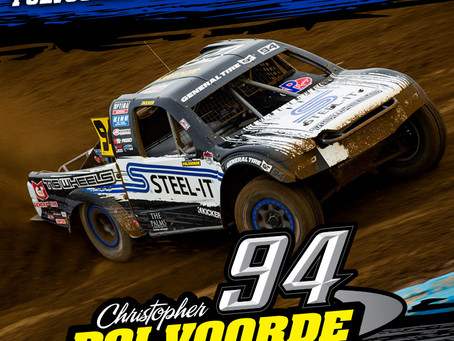 Christopher Polvoorde Is Unstoppable in Crandon With Sweeping Pro Lite Victories