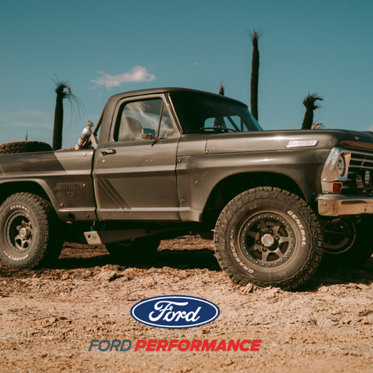 F100 Ford Performance Image
