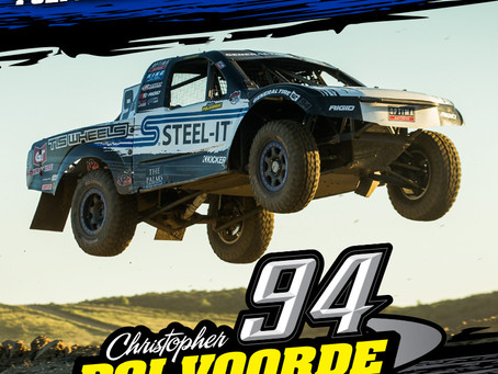 Polvoorde Charges Out Of The Gates For Big Finish In Lucas Oil Off Road Racing Series