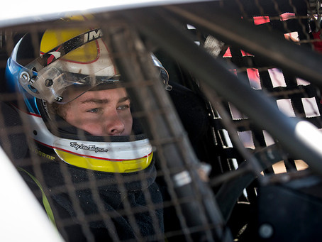 Christopher Polvoorde Earns Lucas Oil Series Rookie Of The Year Title