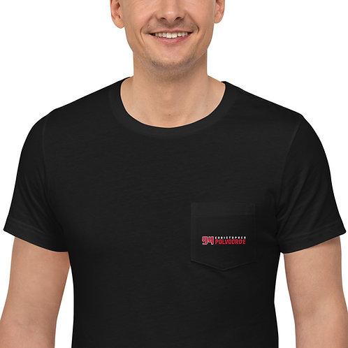 Christopher Polvoorde Unisex Pocket T-Shirt