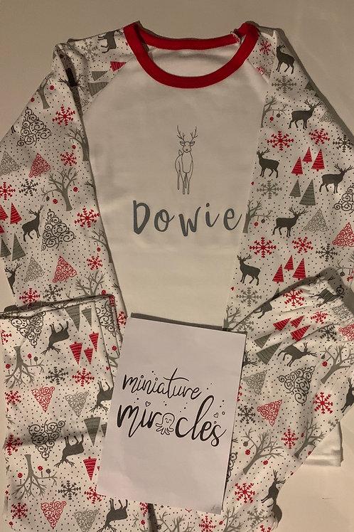 Reindeer Christmas Pj's