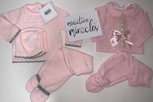 Pink package!