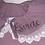 Thumbnail: Purple frilled pjs