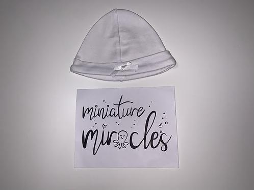 Premature baby hat