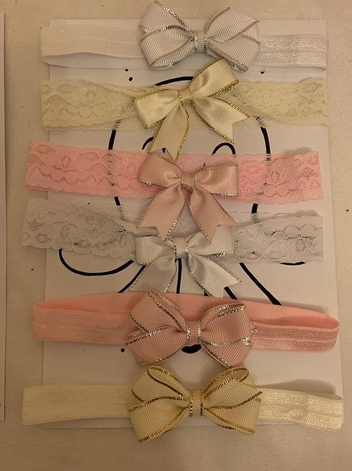 Small lace headband