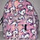 Thumbnail: Embroidered mini backpack