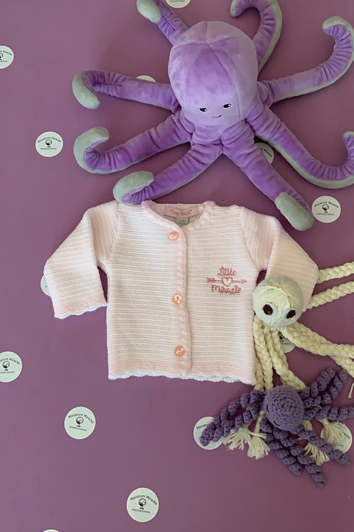 Little miracle cardigan