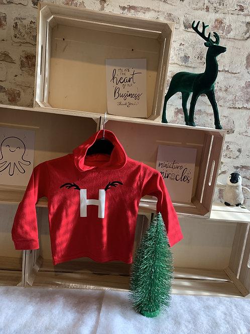 Christmas themed hoodie
