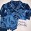 Thumbnail: Blue personalised pj's
