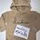 Thumbnail: Personalised teddy hoodie