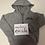 Thumbnail: Grey zip up jacket
