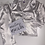 Thumbnail: Silver silk pjs