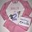 Thumbnail: Pink birthday Pj's